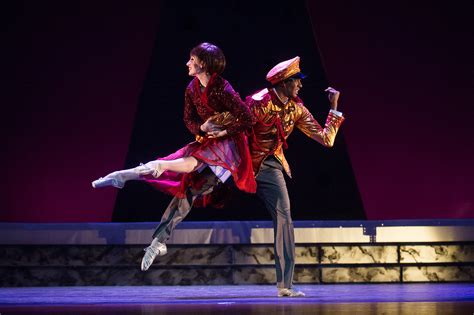 nutcracker swing a swingin 60s jazzy nutcracker jumps onto sopac stage