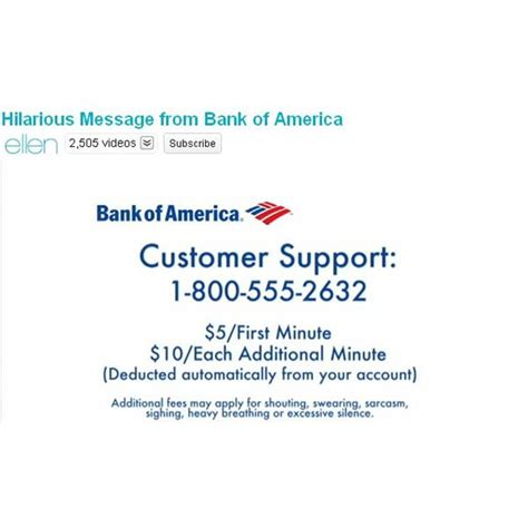 attention bank of america customers is it time to change