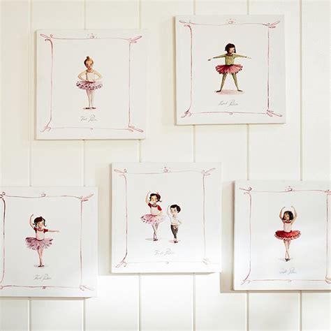 ballerina bedroom decor kids room ballet decor popsugar moms