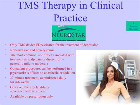 transcranial magnetic stimulation clinical applications for psychiatric practice books dr shakir s ctf presentation depression treatment