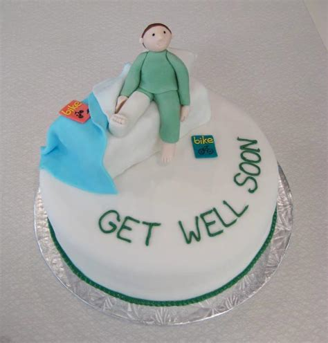 get well soon cakes by caralin