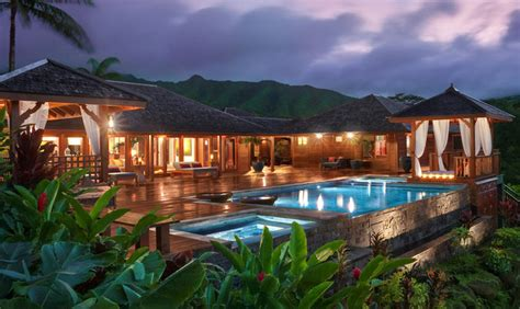 Kauai Lake One Tropical Pool Other Metro By Kauai Luxury Homes