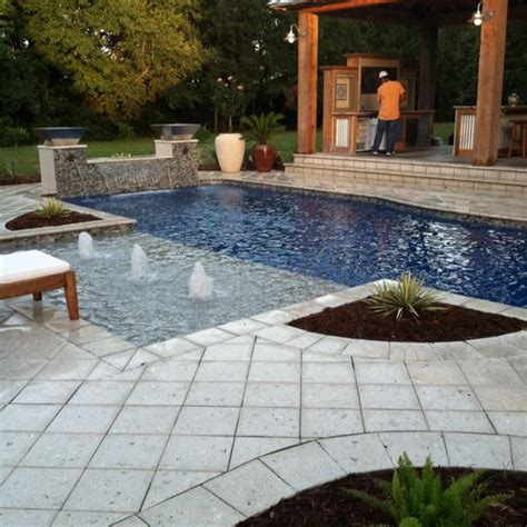 100 Best Pool Images On Pinterest Backyard Ideas Decks Backyard Leisure Pool And Spa