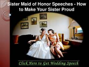 of honor speeches how to make your proud