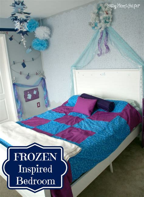 disney s frozen bedroom designs diy projects craft ideas
