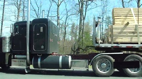 Peterbilt 379 With 36 Inch Sleeper by 379exhd Peterbilt Working Show Rig 1 Sweet Pete