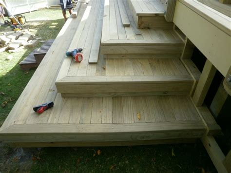how to build a deck nz cascading deck stairs joy studio design gallery best