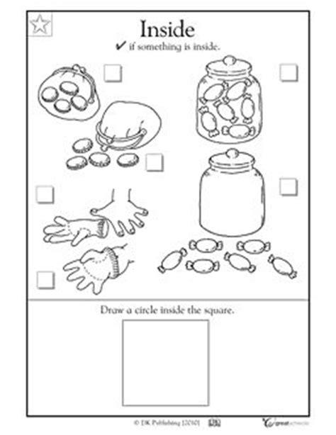 Ordinal Inside Out 05 15 best images of kindergarten position worksheets free