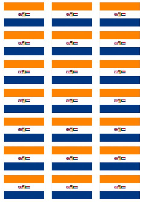 printable vinyl sheets south africa south africa 1928 1994 flag stickers 21 per sheet