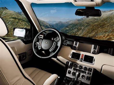 land rover range rover interior land rover car pictures range rover interior more