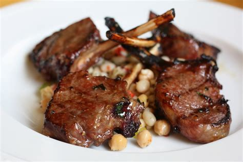 Sunday Bbq Pomegranate Grilled Chops by Kitchen Kulture Eid Treats Not Just A On