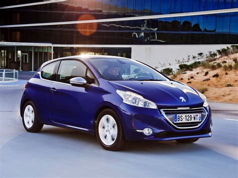 peugeot 208 specification image gallery peugeot 208 2012 specification