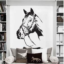 horse wall decal horse wall decal horse quote sticker wall decals horse jumping wall stickers