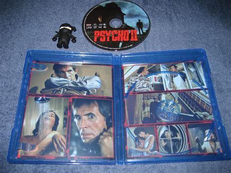scream factory slipcovers horror scream factory ce psycho ii blu ray with