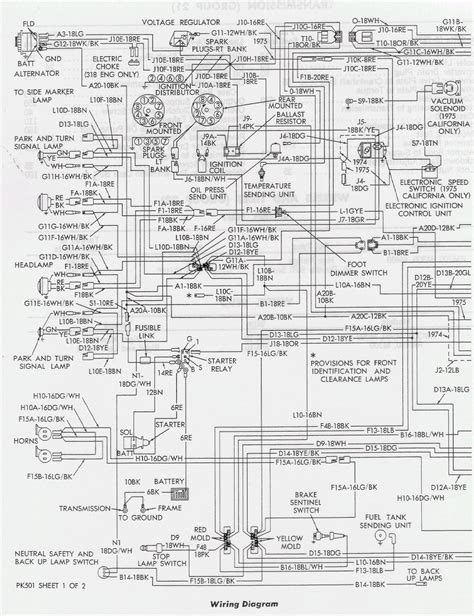 1973 dodge motorhome wiring diagram 1973 dodge aspen