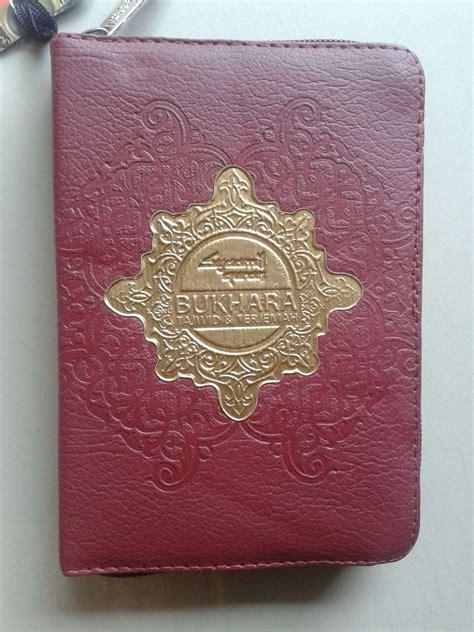 Bimbingan Tahsin Dan Tajwid Al Quran Jilid 3 al qur an terjemah bukhara syamil ritsleting tajwid ukuran a6
