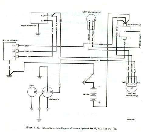 cub cadet lt1042 wiring diagram photos electrical