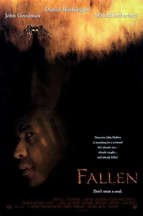 fallen film yahoo fallen movie poster ds original 27x40 denzel washington
