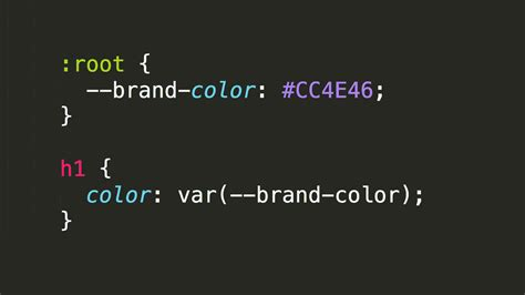 layout css variables enabled using css variables correctly responsive web design