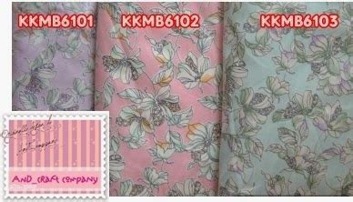 Kkb78 Kain Katun Jepang Mawar Pink Besar Uk 50cm X 150cm jual kain katun and s crafts