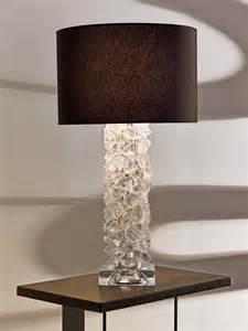 Exterior Pendant Lights Cl Sterling Amp Son Rock Pillar Table Lamp