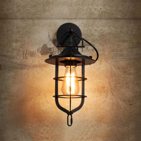 black vintage restaurant wall ls bedroom sconce wall