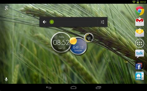 cool android widgets how to get motorola s cool circle clock widget on your android pocketnow
