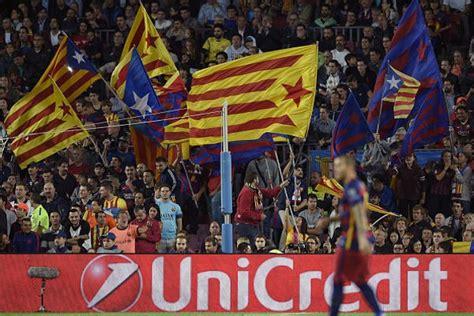 barcelona dan catalunya bandar bola menyoal isu catalunya barcelona dan