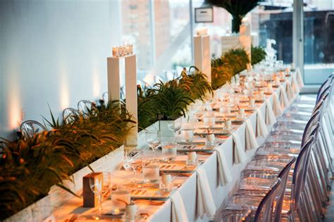 new museum sky room new museum client dinner by garin baura quot we designed a sunset dinner to showcase the new museum