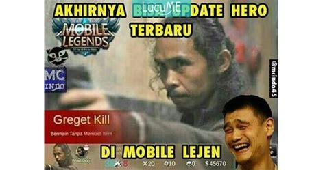 tebakan mobile legend 12 meme mobile legend ini bikin gamer lupa segalanya