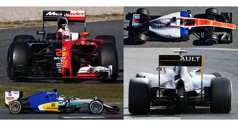 car f1 compare every f1 car of 2016 from every angle 183 f1 fanatic