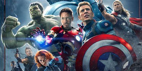 film marvel tersukses gimana jadinya jika the avengers disatukan dengan one