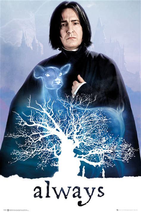 Plakat Harry Potter by Harry Potter Snape Always Plak 225 T Obraz Na Zeď