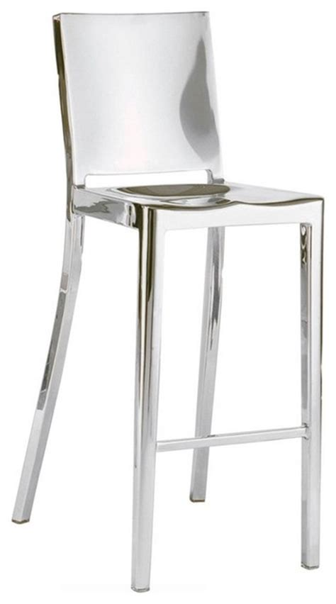 Stainless Bar Stools Contemporary by Modern Stainless Steel Stool Contemporary Bar Stools
