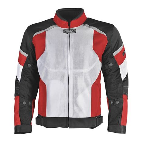 Suzuki Apparel Catalog Direct Air Jacket White Babbitts Suzuki Partshouse