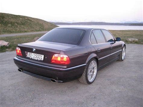 1995 Bmw 7 Series by Motorjohnny 1995 Bmw 7 Series Specs Photos Modification
