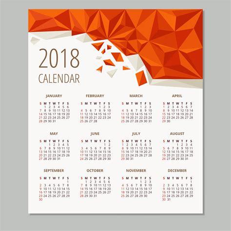 Calendrier 2018 Printable 2018 Year Calendar Wallpaper Free 2018 Calendar
