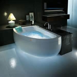 bathroom stunning corner bathtub designs to open your