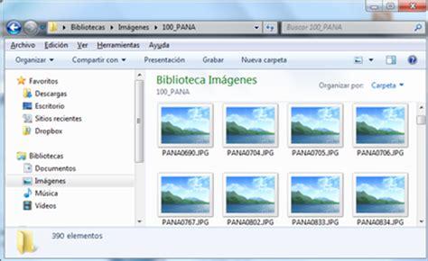 visualizar imagenes windows 10 no puedo ver la vista en miniatura de mis im 225 genes