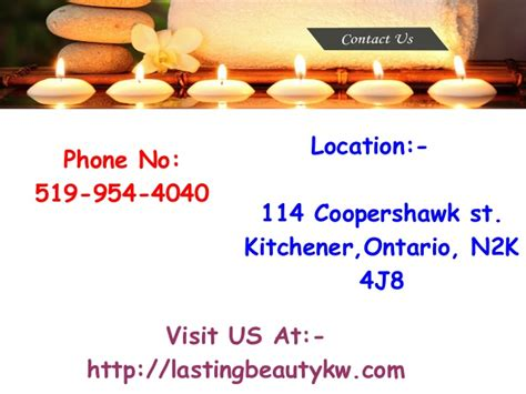 Laser Hair Removal Waterloo Kitchener by Safe Skin Laser Hair Removal Treatment In Kitchener
