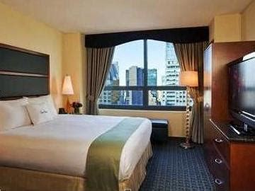 1 King Non Room High Floor - doubletree suites by hotel nyc times square in