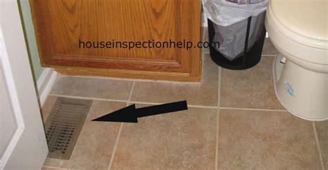 bathroom floor heater bathroom floor heat register