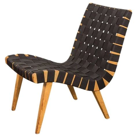 knoll risom lounge chair jens risom lounge chair for knoll for sale at 1stdibs