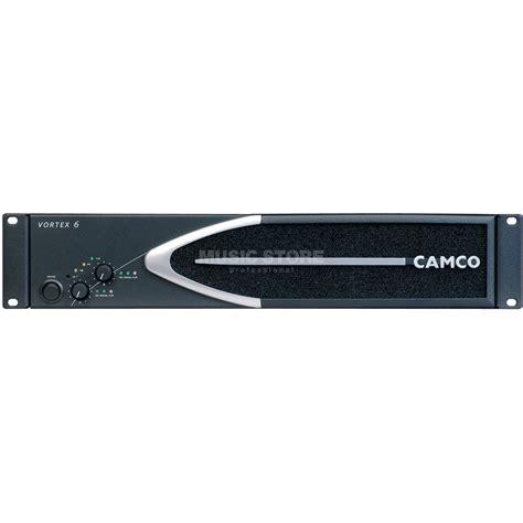 Power Lifier Camco camco vortex 6 power lifier 2 x 2300 watt 4 ohm