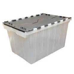 Costco Bathroom Accessories by Shop Style Selections 12 Gallon Clear Tote With Hinged Lid