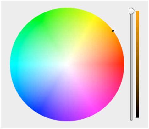 color wheel picker colour picker colour wheel panel planetside software wiki