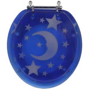 decorative toilet seat moon and design standard
