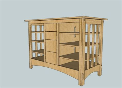 Mission Style Entertainment Center Plans Pdf Woodworking