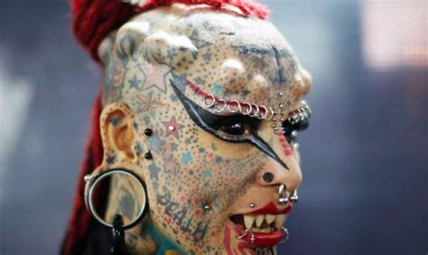 tattoo extreme and body piercing extreme body modification beyond tattoos and piercing