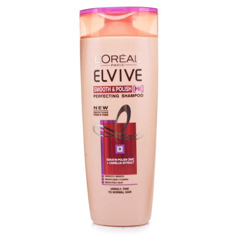 Loreal Elvive l or 233 al elvive smooth shoo hair care product